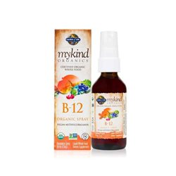 Vitamín B-12 ve spreji RAW - 57 ml